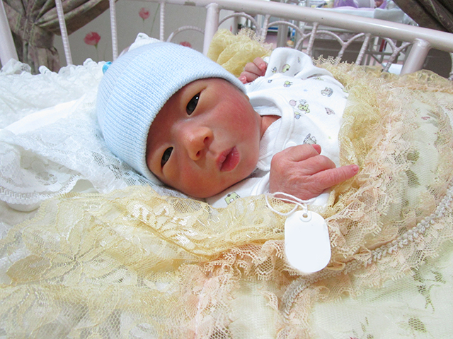 A.Y BABY 2016年12月26日 生まれ