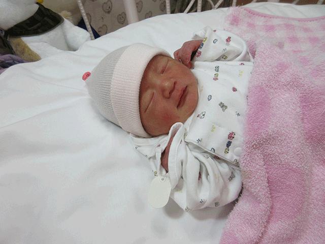 M.S BABY 2021年04月19日 生まれ